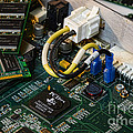 Technology - The Motherboard by Paul Ward