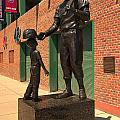 Ted Williams by Paul Mangold