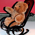 Teddy's Chair - Toy - Children by Barbara Griffin