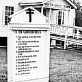 Ten Commandments by Scott Pellegrin