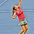 Tennis Star Jamie Hampton by Harold Bonacquist