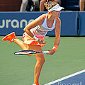 Tennis Star Laura Robson by Harold Bonacquist
