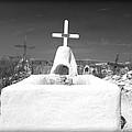 Terlingua Grave by Sonja Quintero