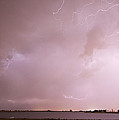 Terry Lake Lightning Thunderstorm by James BO  Insogna