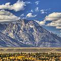 Teton Glory by Mark Kiver