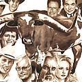 Texas Born by Bill Olivas
