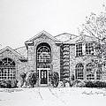 Texas Home 2 by Hanne Lore Koehler