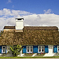 Thatched Country House by Heiko Koehrer-Wagner