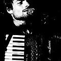 The accordion fellow