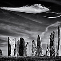 The Angel Of Callanish  by Tim Gainey