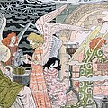 The Angels Kitchen by Eugene Grasset