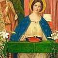 The Annunciation by Arthur Joseph Gaskin