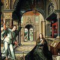 The Annunciation, Early 16th Century by Bernart van Orley