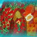 The Annunciation by Maryann  DAmico