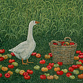 The Apple Basket by Ditz