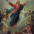 The Ascension by Jean Francois de Troy