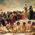 The Babylonian Marriage Market, 1875 by Edwin Longsden Long