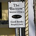 The Barrow by Allan Morrison