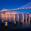 The Bay Lights by Alexis Birkill