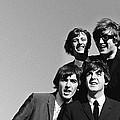 The Beatles Arrive In Usa by Gianfranco Weiss