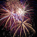 The Beauty Of Fireworks by Garry Gay