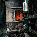 The Blacksmiths Furnace - Industrial by Gary Heller