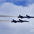 The Blue Angels by Benjamin Reed