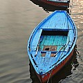 The Blue Boat by Kim Bemis