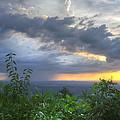 The Blue Ridge Mountains by Debra and Dave Vanderlaan