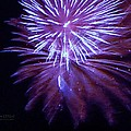 The Bombs Bursting In Air by Robert ONeil