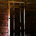 The Cabin Door by David Lee Thompson