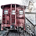 The Caboose by Bill Cannon