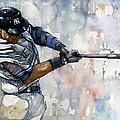 The Captain Derek Jeter by Michael  Pattison
