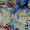 The Celestial Consonance by Dorina  Costras