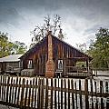 The Chesser Homestead by Southern Photo