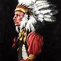 The Chief 2 by Karen Elkan