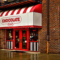 The Chocolate Factory by David Patterson