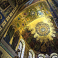 The Church Of Our Savior On Spilled Blood 2 - St. Petersburg - Russia by Madeline Ellis