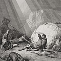 The Conversion Of St. Paul by Gustave Dore