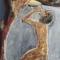 The Cow Goddess Hathor Breast Feeding by Everett