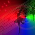 The Dance by Joyce Dickens