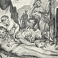 The Death Of Beowulf by John Henry Frederick Bacon