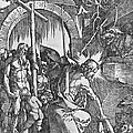 The Descent Of Christ Into Limbo by Albrecht Duerer