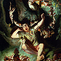 The Disenchantment Of Bottom by Daniel Maclise