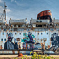 The Duke Of Graffiti by Adrian Evans