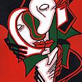 The Embrace by Kamil Swiatek