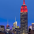 The Empire State Building by Susan Candelario