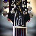 The Epiphone Les Paul Guitar by David Patterson