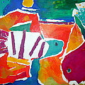 The Fish In The Sea by Diane Fine
