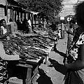 The Fish Market by Aidan Moran